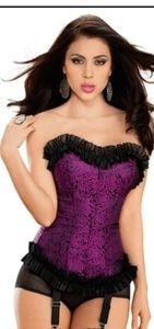 Tesa by essential corset